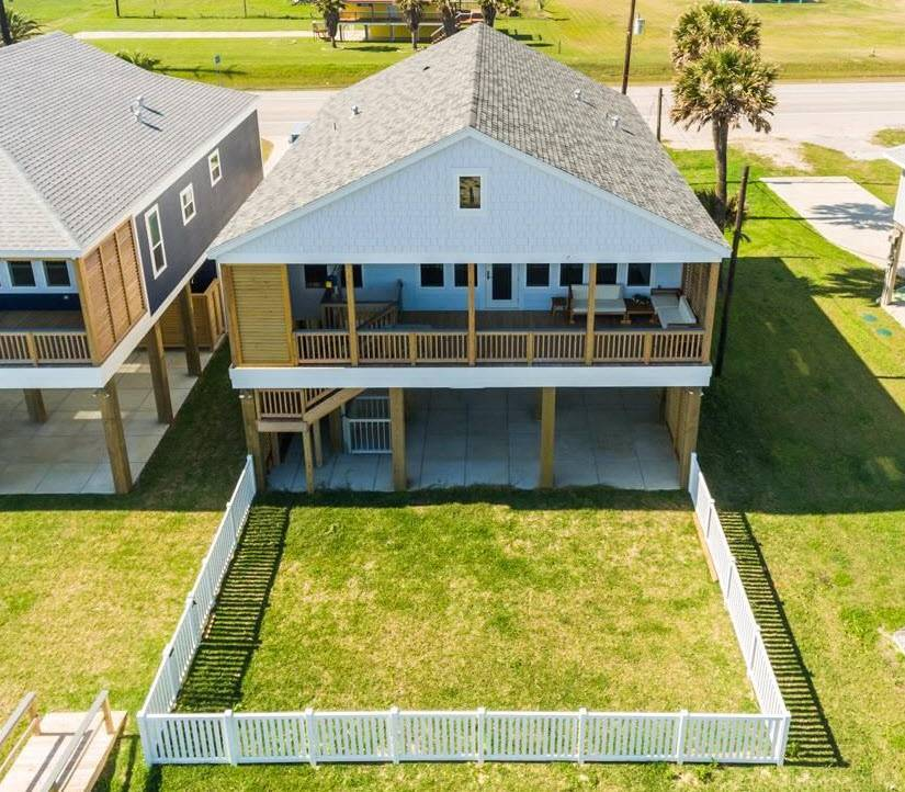 Back House Rentals: Hotel Occupancy Tax To Rent A Beach Home In Galveston?