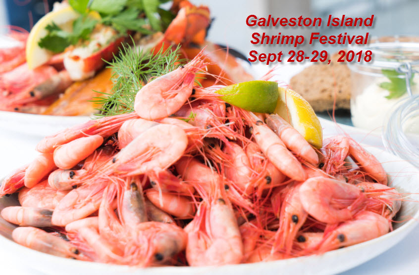 Galveston Island Shrimp Festival