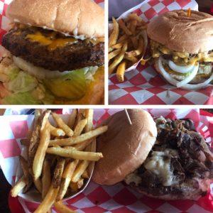 Hubcap Cafe Burgers