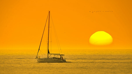 Sunset Boat Charter
