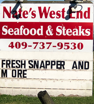 Nate's West End Seafood & Steaks